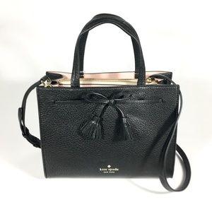 NWT Kate Spade Hayes Small Satchel Crossbody Bag
